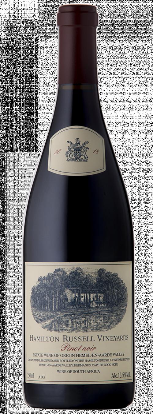 2018 Hamilton Russell Pinot Noir 750ml