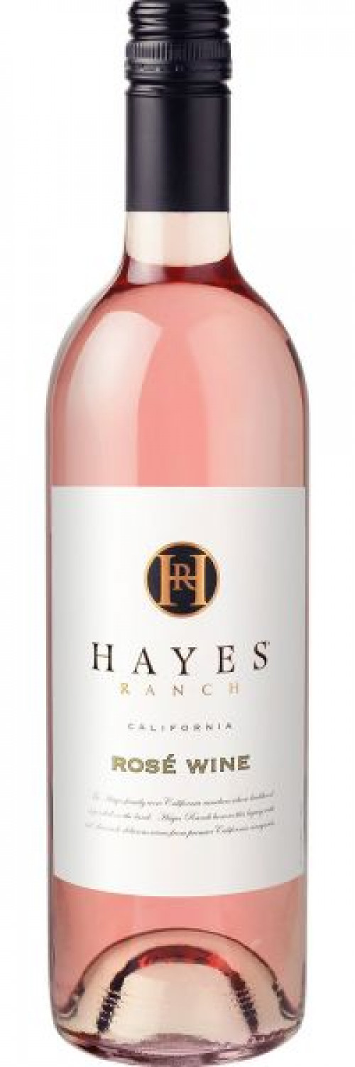2019 Hayes Ranch Rose 750ml