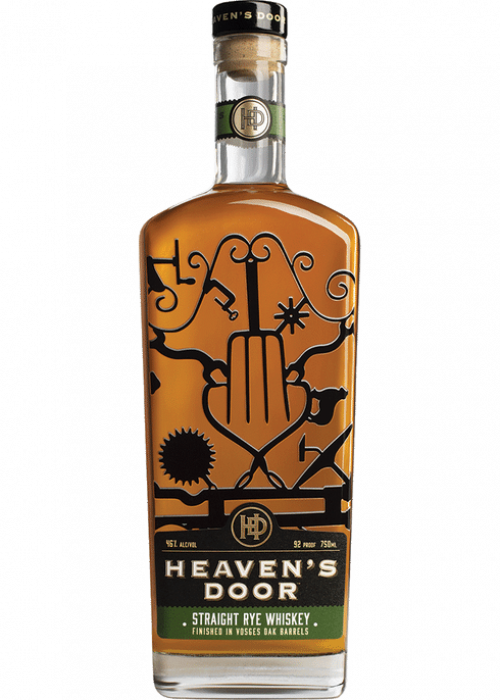 Heavens Door Straight Rye 750