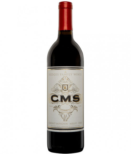 2018 Hedges CMS Red 750ml