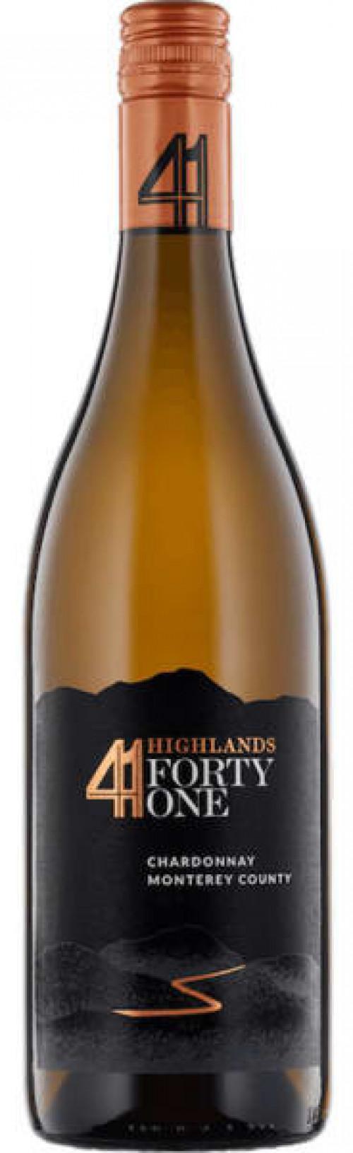 2019 Highlands 41 Chardonnay 750ml