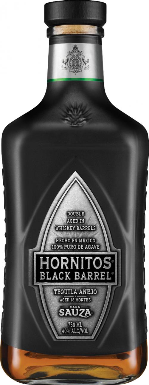 Hornitos Black Barrel Anejo 750ml