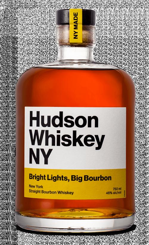 Hudson Bright Lights, Big Bourbon Straight Bourbon Whiskey 750ml