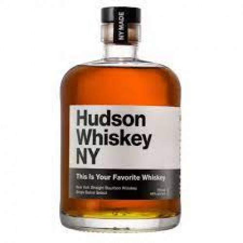Hudson This Is Your Favorite Whiskey Lisa's Barrel Bourbon 750ml
