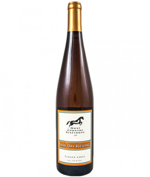 2017 Hunt Country Semi-Dry Riesling 750ml