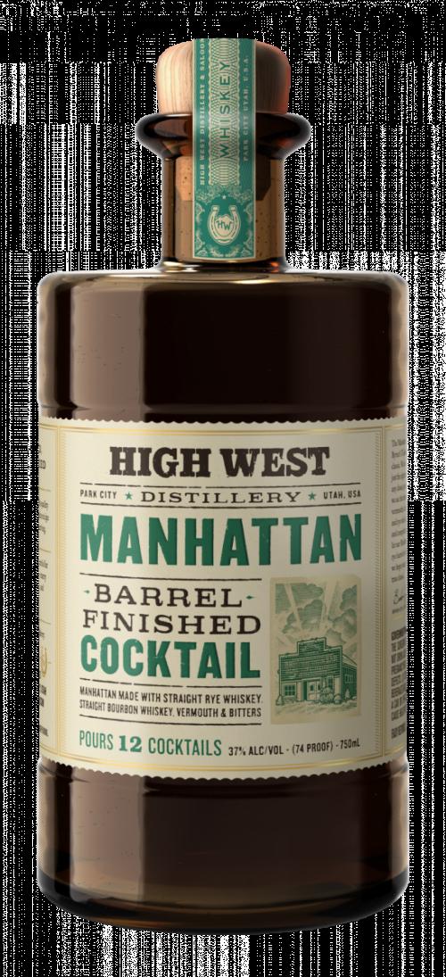 High West Barreled Manhattan 750ml