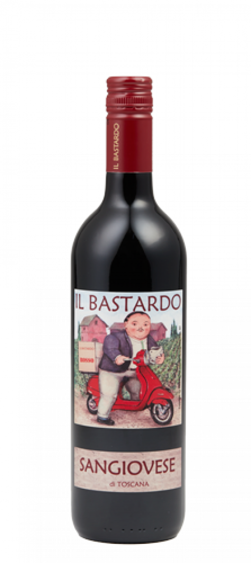 2017 Il Bastardo Sangiovese 750ml