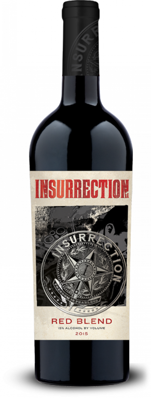 Insurrection Red 750ml NV