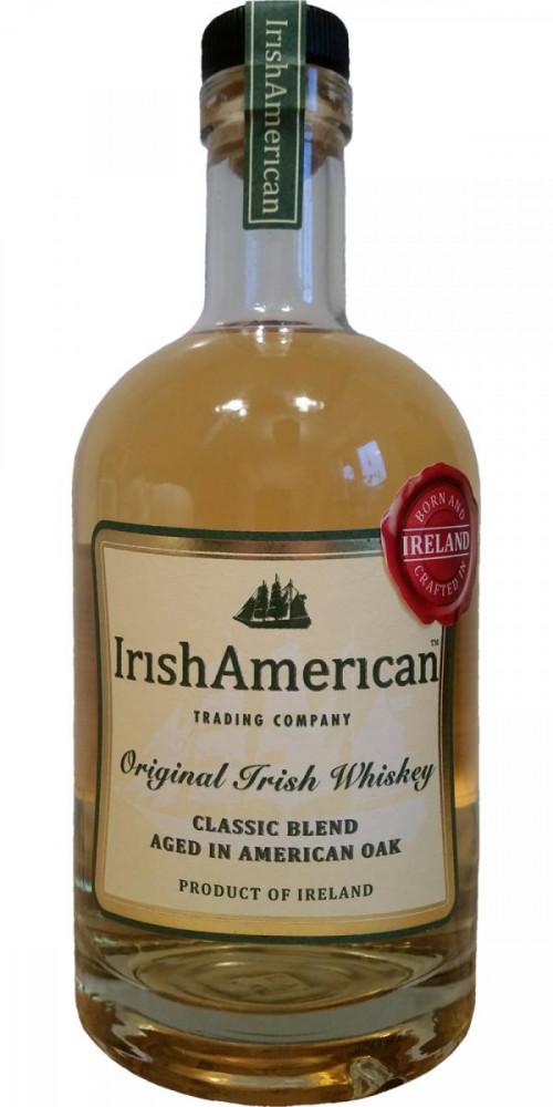 Irish American Original Irish Whiskey 750ml