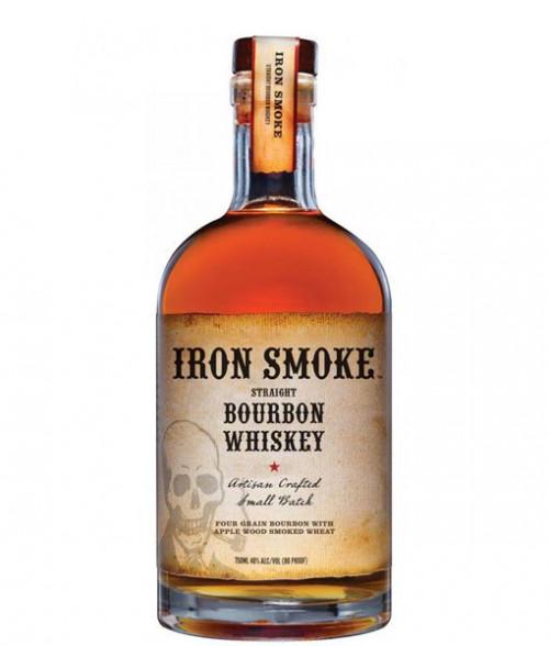 Iron Smoke Bourbon Whiskey 750ml