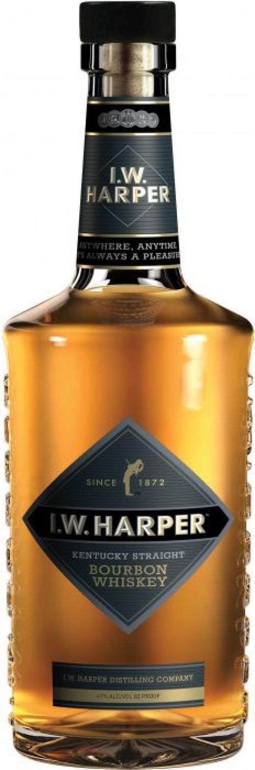 I.W. Harper Bourbon 750ml