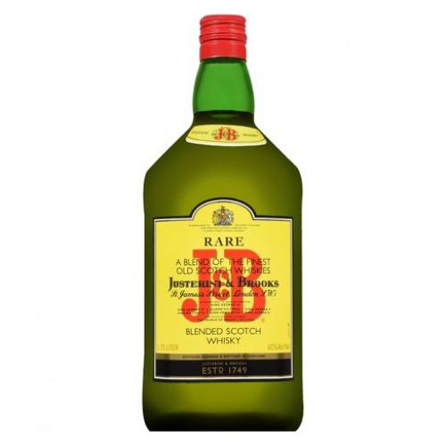 J&B Rare 86 Blended Scotch Whisky 1.75L