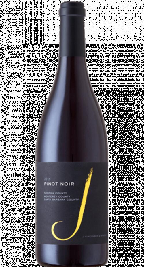 2018 J Vineyards Pinot Noir Multi-County 750ml