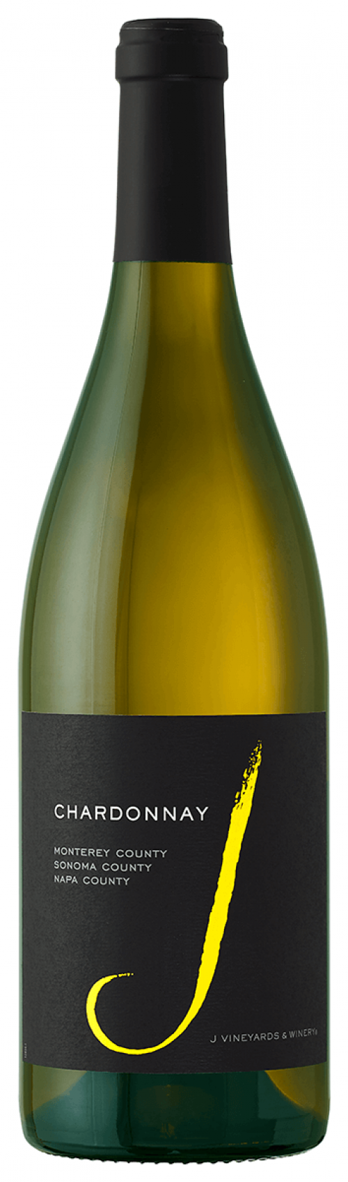 2017 J Vineyards Chardonnay Multi-County 750ml