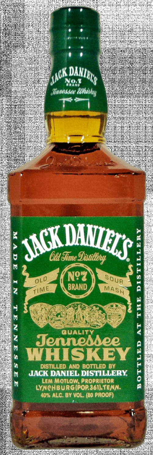 Jack Daniel's Green Label Tennessee Whiskey 750ml