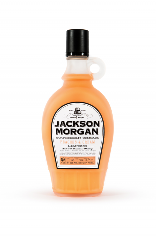 Jackson Morgan Peaches & Cream 750ml