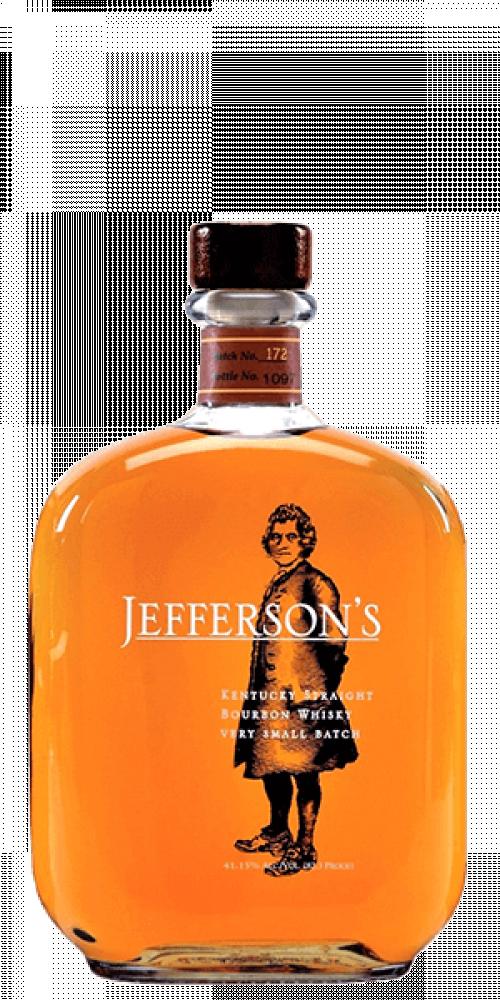 Jefferson's Very Small Batch Bourbon 750ml