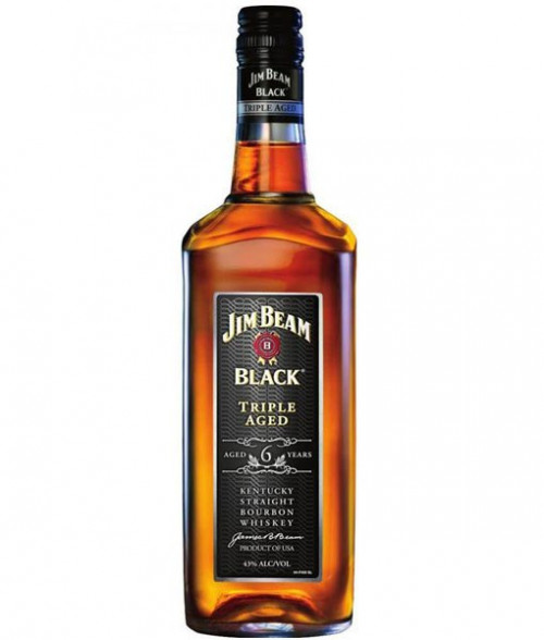 Jim Beam Black Bourbon 1L