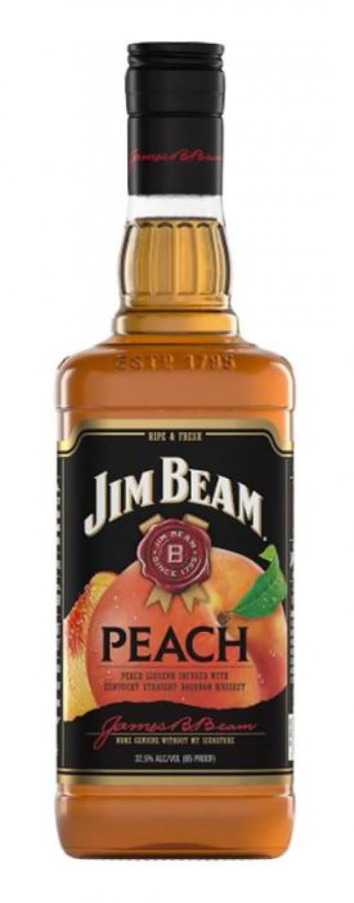 Jim Beam Peach 1L