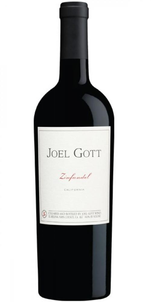 2018 Joel Gott Zinfandel 750ml