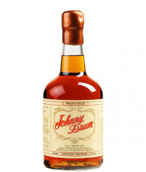 Johnny Drum Private Stock Bourbon 750ml