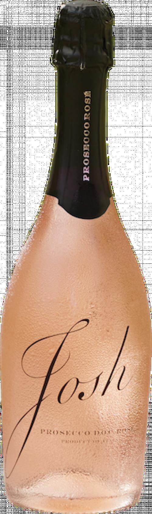 Josh Prosecco Rose Extra Dry 750ml NV