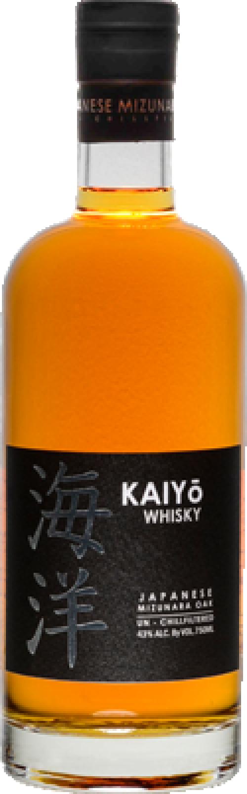 Kaiyo Japanese Whisky 750ml
