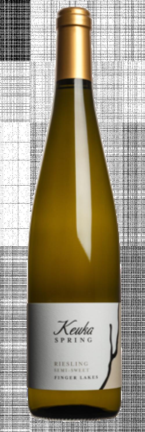 2020 Keuka Spring Semi-Sweet Riesling 750ml
