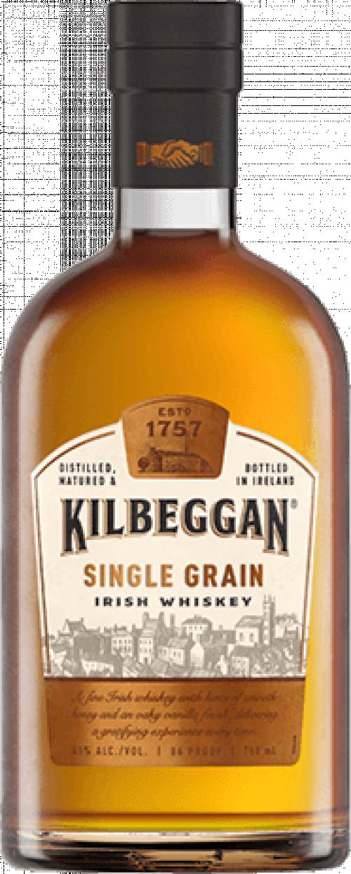 Kilbeggan Single Grain 750ml