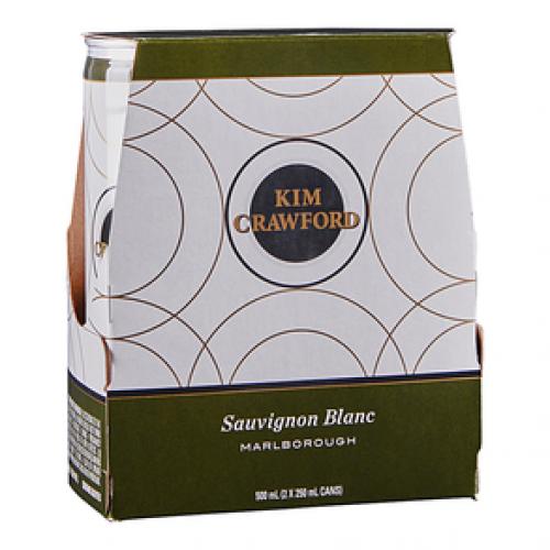 Kim Crawford Sauvignon Blanc 2pk - 250ml Cans