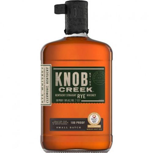 Knob Creek Straight Rye Whiskey 1L