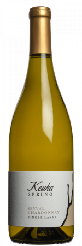 2019 Keuka Spring Seyval/Chardonnay 750ml