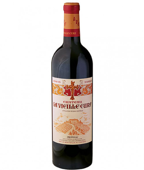 2018 Chateau La Vieille Cure Red Fronsac 750ml
