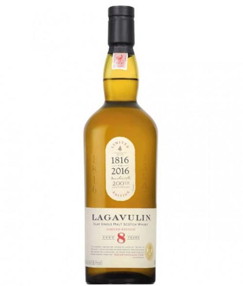 Lagavulin 8Yr Islay Single Malt Scotch 750ml