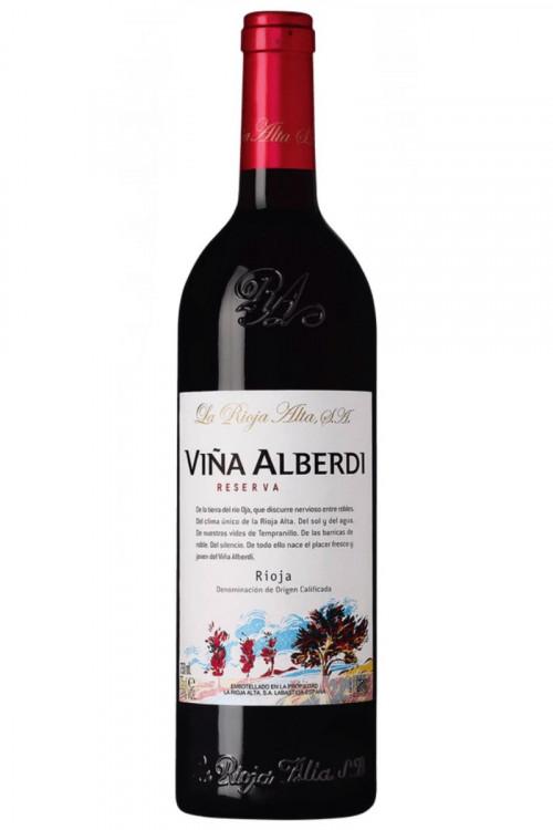2016 La Rioja Alta Vina Alberdi Rioja Reserva 750ml