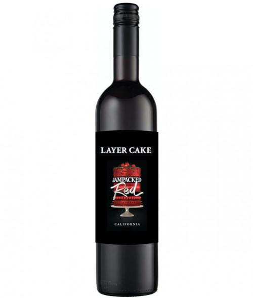 Layer Cake Jampacked Red 750ml NV