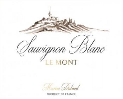 2020 Dubard du Mont Sauvignon Blanc 750ml