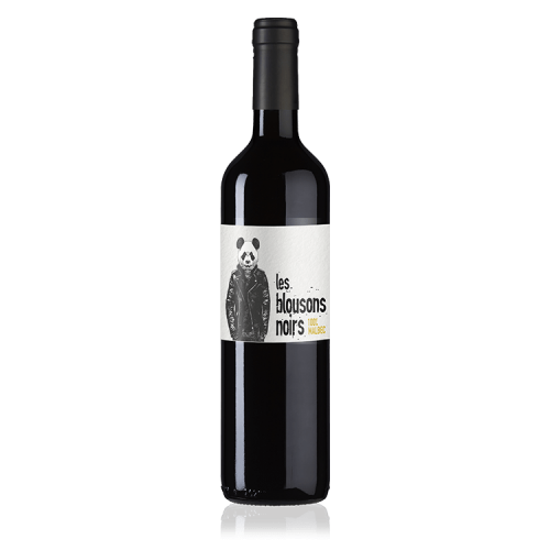 2018 Les Blousons Noir Cahors 750ml