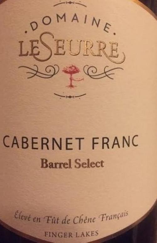 2016 Domaine Le Seurre Cabernet Franc Barrel Select 750ml