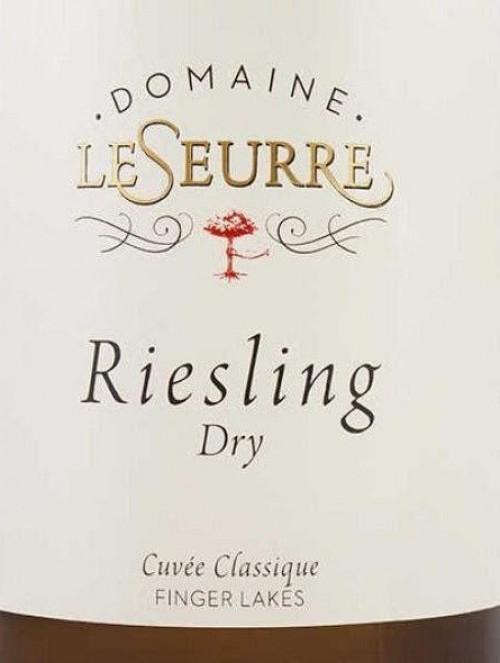 2017 Domaine Le Seurre Dry Riesling 750ml