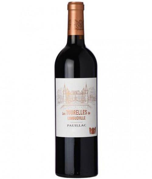 2014 Les Tourelles De Longueville Pauillac 750ml