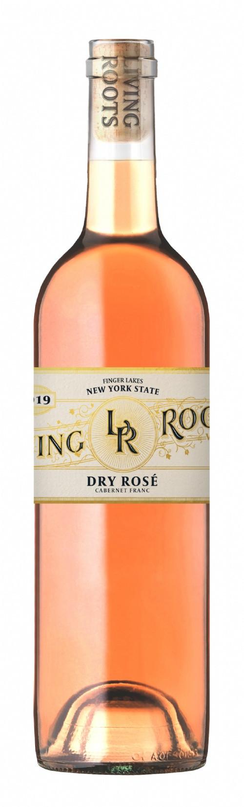 2020 Living Roots Dry Rose Cabernet Franc 750ml