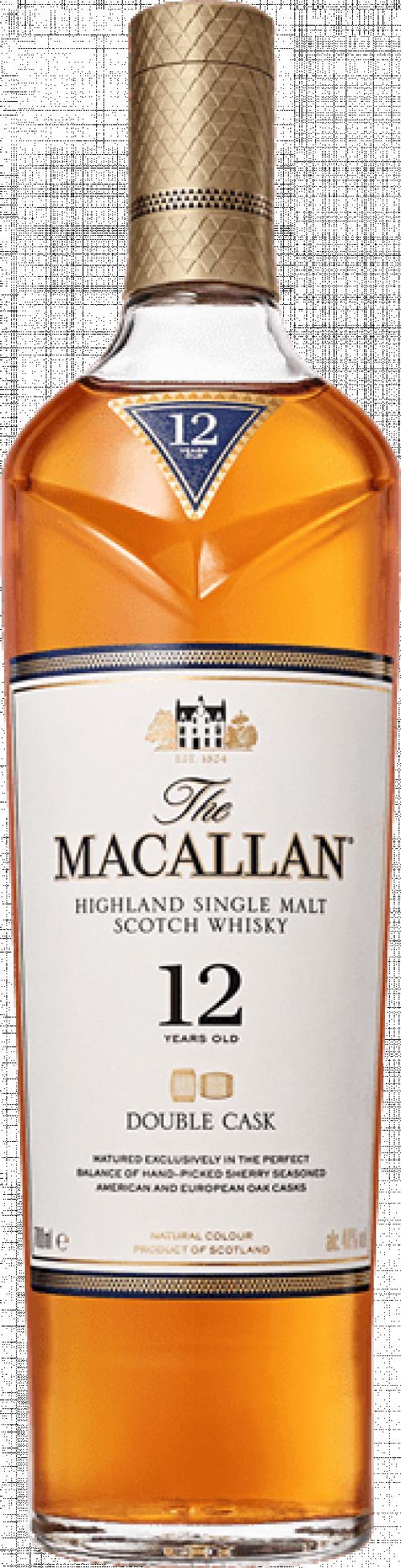 Macallan Double Cask 12Yr Scotch Whisky 750ml