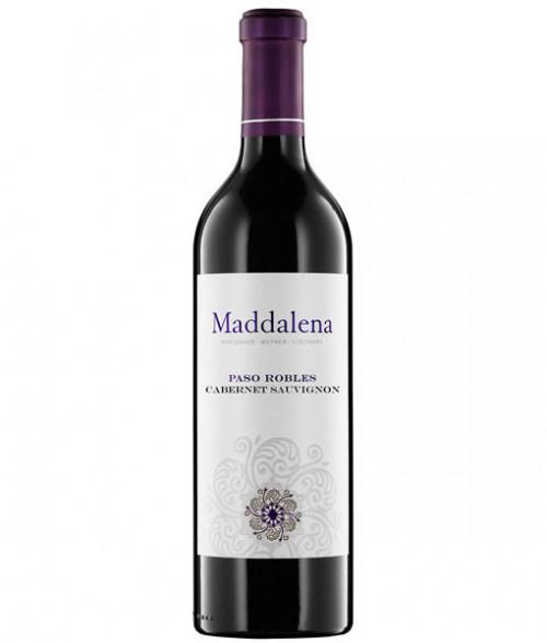2017 Maddalena Paso Robles Cabernet Sauvignon 750ml