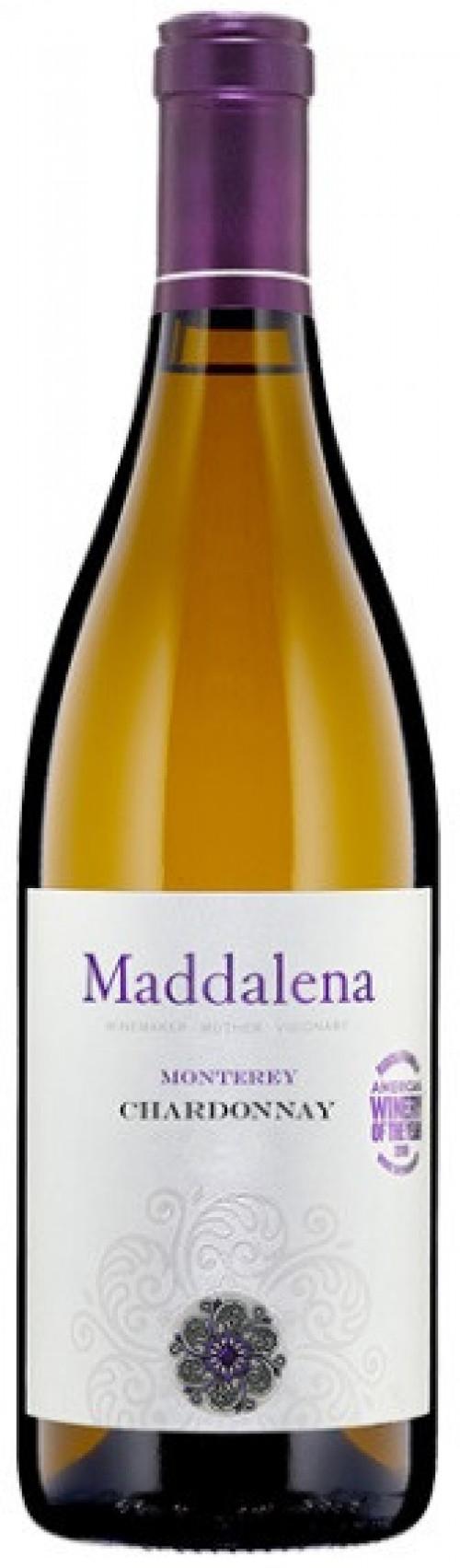 2018 Maddalena Monterey Chardonnay 750ml