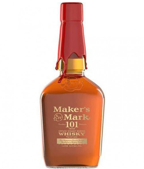 Makers Mark 101 Proof Straight Bourbon 750ml
