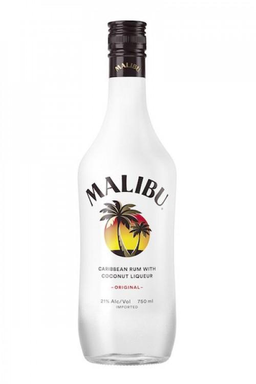 Malibu Coconut Rum 1L