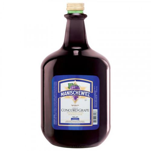 Manischewitz Concord Grape Wine 3L NV