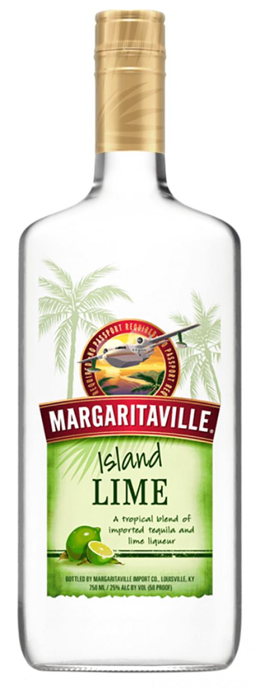 Margaritaville Island Lime 1L