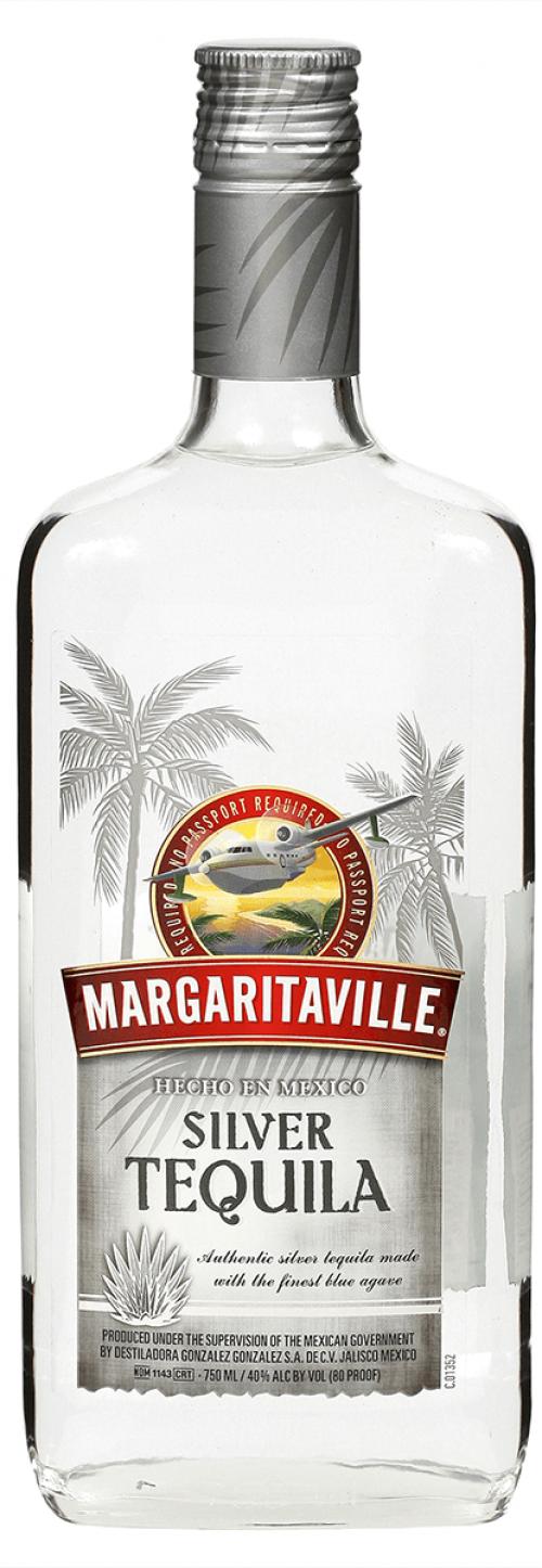 Margaritaville Silver Tequila 1L